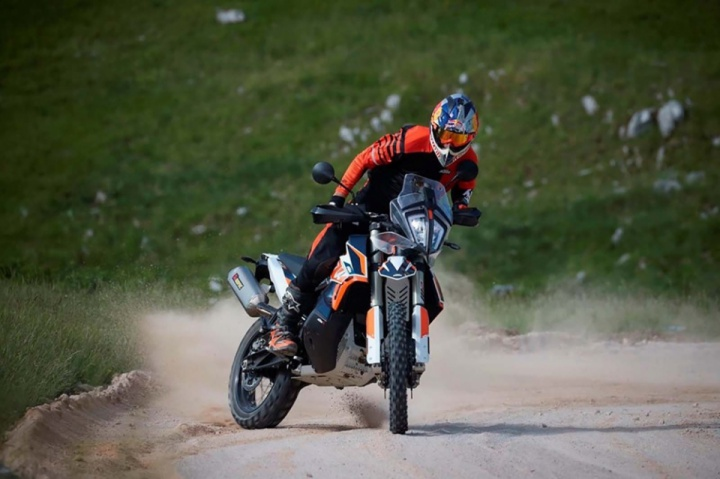 New KTM 790 Adventure R Rally 2020