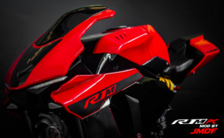 Yamaha R1M PC Red Edition