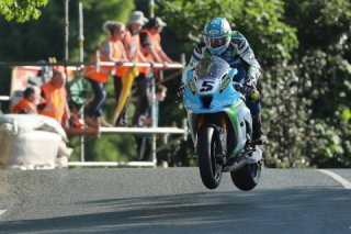 2018 Isle of Man TT: Dean Harrison - the leader and record-breaker