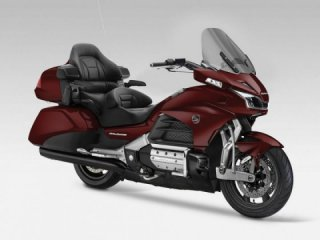Honda Gold Wing Behemoth 2018 with a new suspension