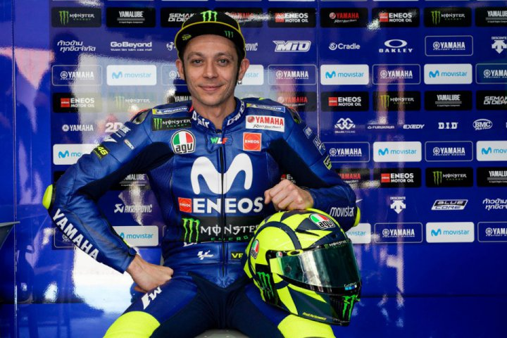 Fresh news from AGV & Valentino Rossi.