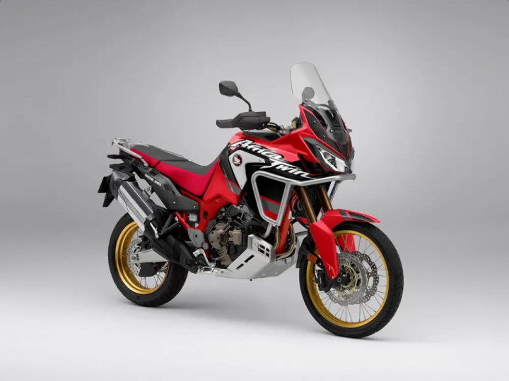 New Honda Africa Twin for 2020