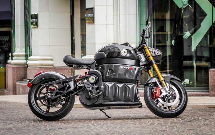 10 Fastest Electric Motorcycles 0 60