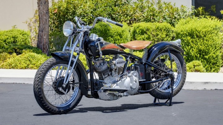 Crocker Small Tank V-Twin – the fastest American production motorcycle of its time