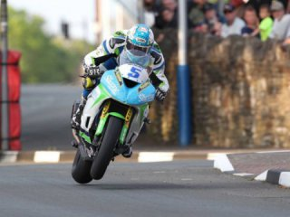ISLE OF MAN TT: HARRISON TOOK HIS FIRST WIN