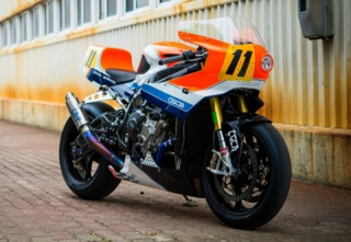 BMW S1000RR by Crazy Garage