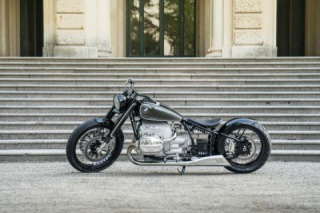 BMW's big-block Concept R18 motorcycle takes Villa d'Este back to the 1920s