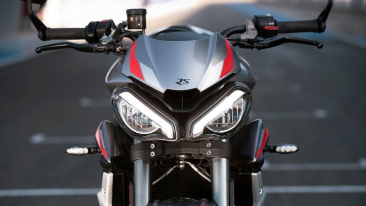 First Look! 2020 Triumph Street Triple RS