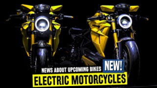 Top-10 electric motorcycles (2018-2019)