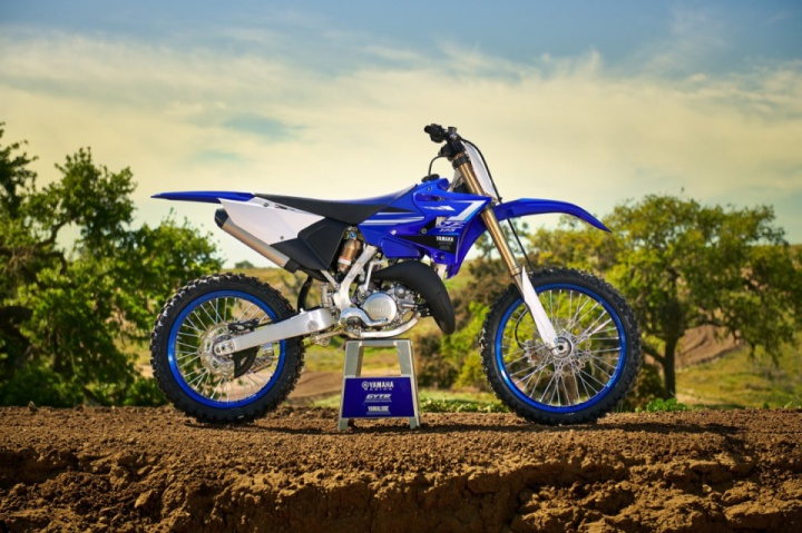 First Look!  Yamaha unveils range of new 2020 MX models