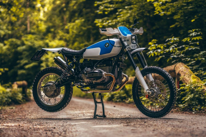 BMW R80GS Enduro by NCT Motorcycles