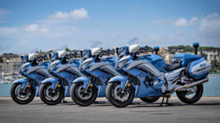 Yamaha FJR1300 AE becomes the new Italian State Police Motorcycle