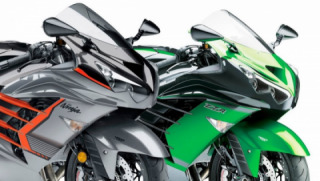 Kawasaki ZZR1400 model will be discontinued after 2020.