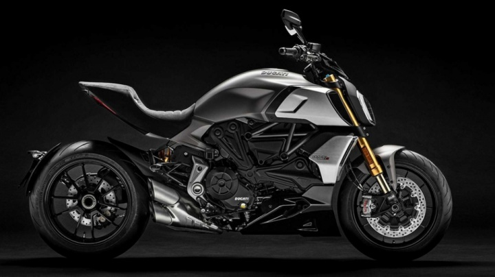 "2019 Ducati Diavel received Red Dot Design ""Best of the Best"" award"