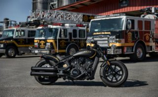 Indian Motorcycle, Jack Daniel's Unveil Limited Edition Scout Bobber