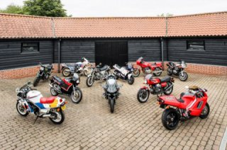 More than 80 world's fastest motorcycles offered at Bonhams