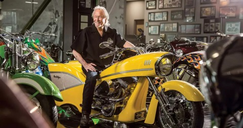 RIP Arlen Ness 1939-2019:King of Custom Motorcycles