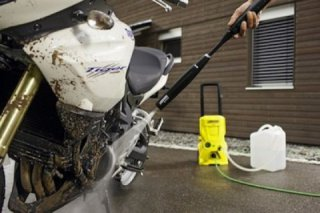Top tips for washing your bike
