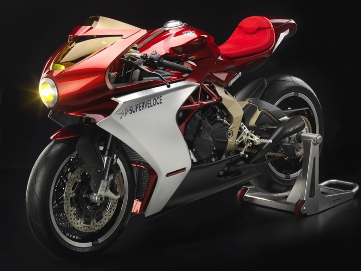 MV Agusta promises more retro bikes after Superveloce