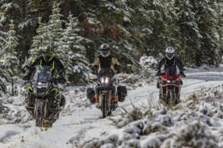 New collection of gear Klim 2018: Badlands Pro and Artemis
