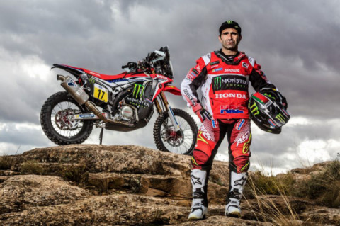 Dakar Rally tragedy:Portuguese rider Paulo Gonçalves passed away