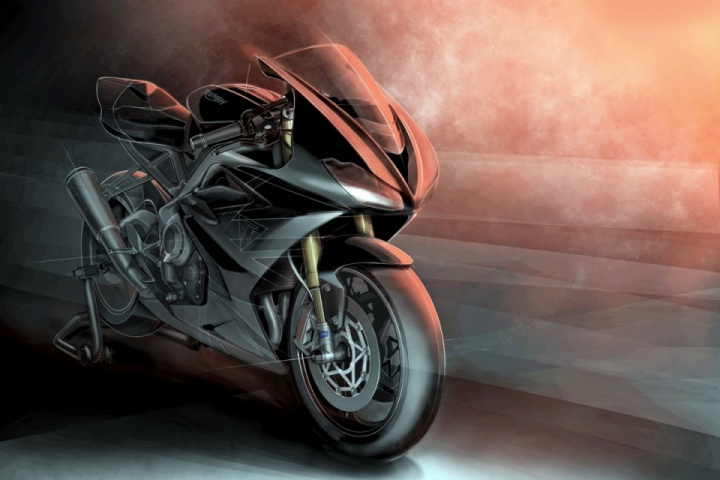 2020 Triumph Daytona 765 limited edition