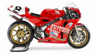 Honda RC30 will be the most numerous motorcycles on the 2018 Isle of Man Classic TT