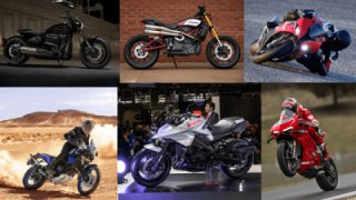 The top list of the best all-new production motorcycles of 2018